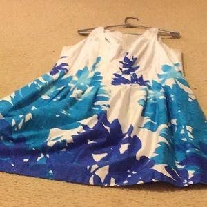 Beautiful Kim Roger floral dress